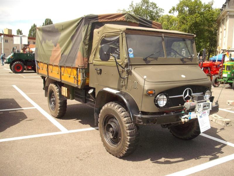 Traktor und Unimogtreffen am 28-29.7.2012 im Technikmuseum Speyer. Dscf5332