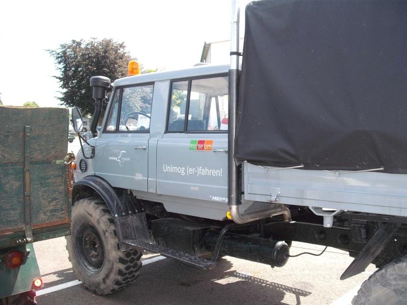 Traktor und Unimogtreffen am 28-29.7.2012 im Technikmuseum Speyer. Dscf5333