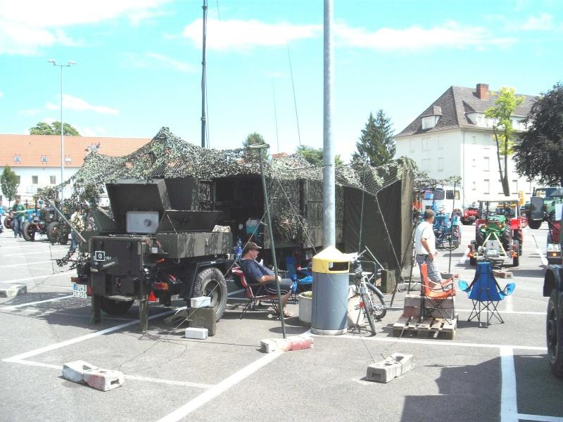 Traktor und Unimogtreffen am 28-29.7.2012 im Technikmuseum Speyer. Dscf5335
