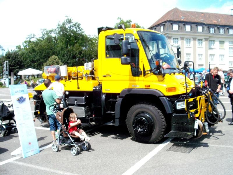 Traktor und Unimogtreffen am 28-29.7.2012 im Technikmuseum Speyer. Dscf5337