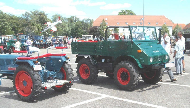Traktor und Unimogtreffen am 28-29.7.2012 im Technikmuseum Speyer. Dscf5338