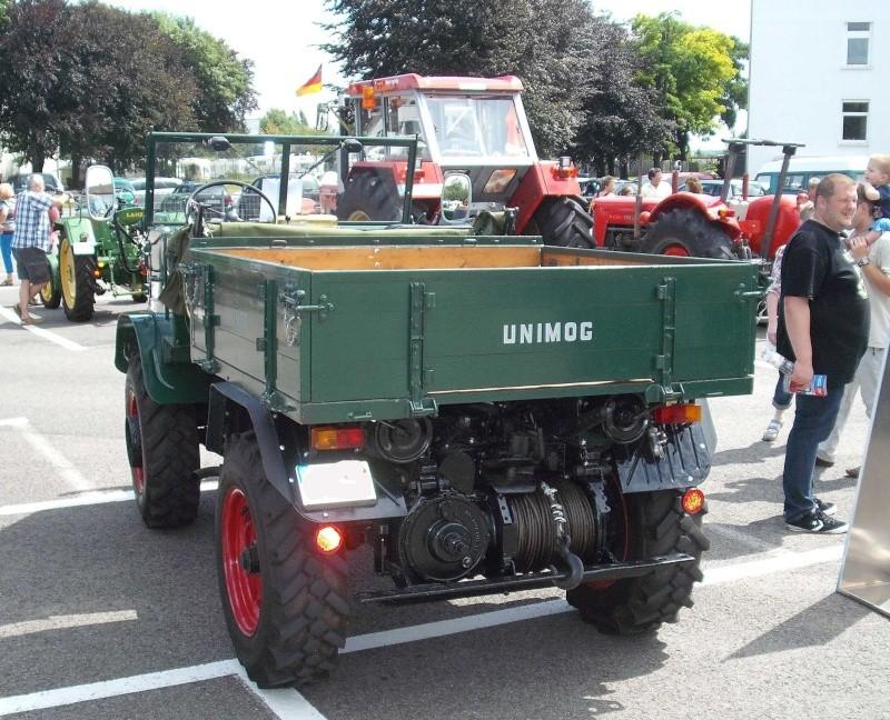 Traktor und Unimogtreffen am 28-29.7.2012 im Technikmuseum Speyer. Dscf5339
