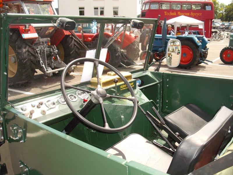 Traktor und Unimogtreffen am 28-29.7.2012 im Technikmuseum Speyer. Dscf5344