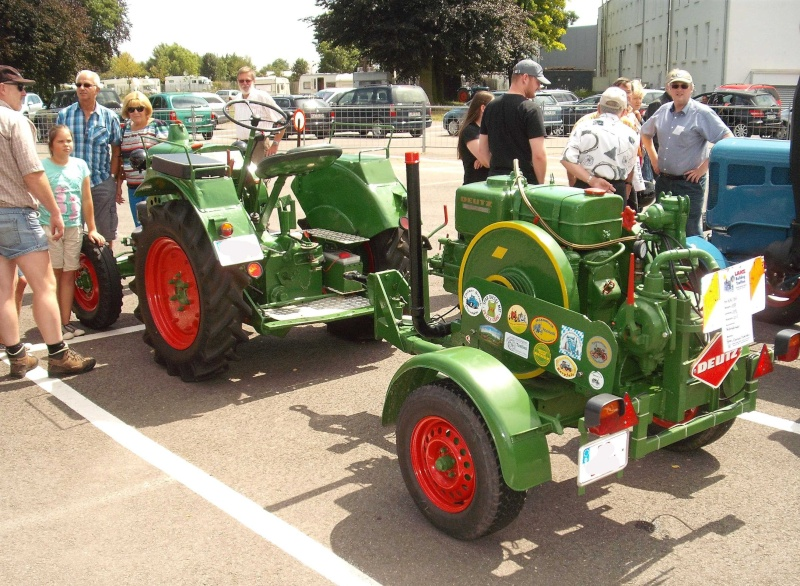 Traktor und Unimogtreffen am 28-29.7.2012 im Technikmuseum Speyer. Dscf5345