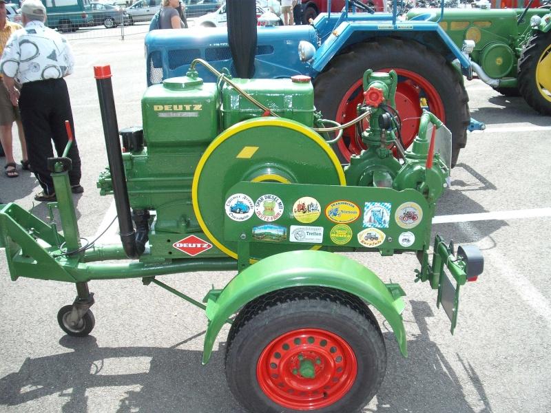 Traktor und Unimogtreffen am 28-29.7.2012 im Technikmuseum Speyer. Dscf5346