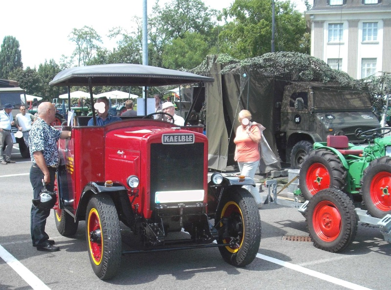 Traktor und Unimogtreffen am 28-29.7.2012 im Technikmuseum Speyer. Dscf5352