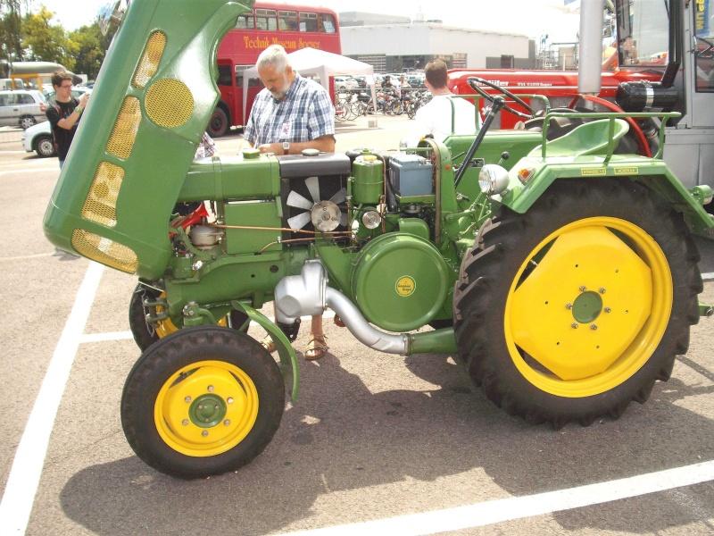 Traktor und Unimogtreffen am 28-29.7.2012 im Technikmuseum Speyer. Dscf5353