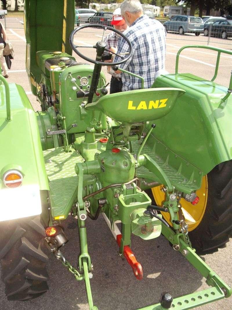 Traktor und Unimogtreffen am 28-29.7.2012 im Technikmuseum Speyer. Dscf5354
