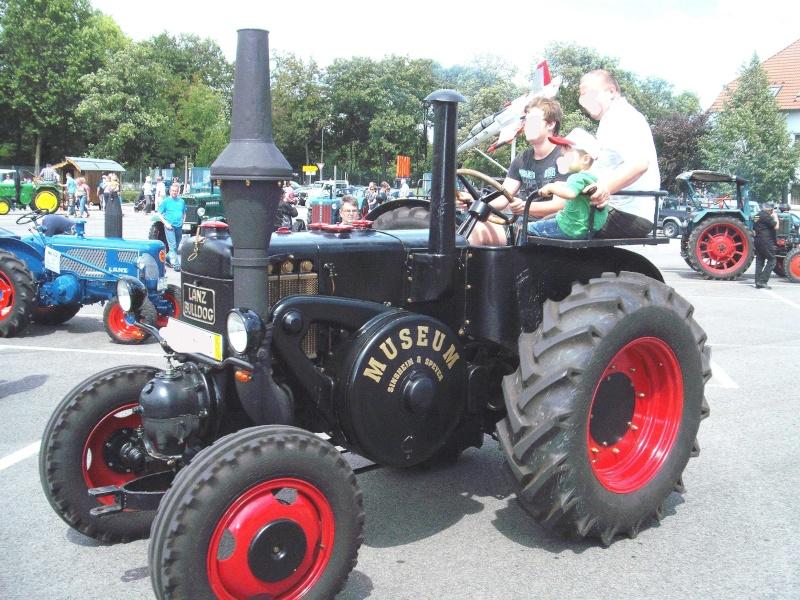 Traktor und Unimogtreffen am 28-29.7.2012 im Technikmuseum Speyer. Dscf5359