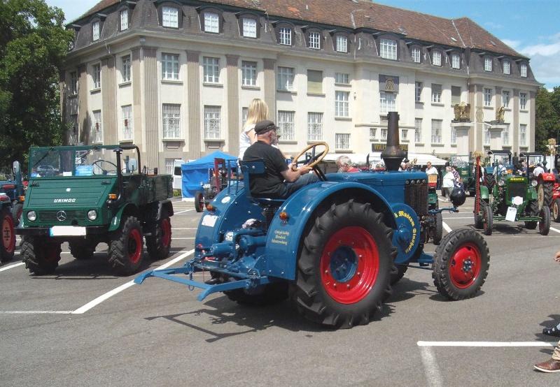 Traktor und Unimogtreffen am 28-29.7.2012 im Technikmuseum Speyer. Dscf5361