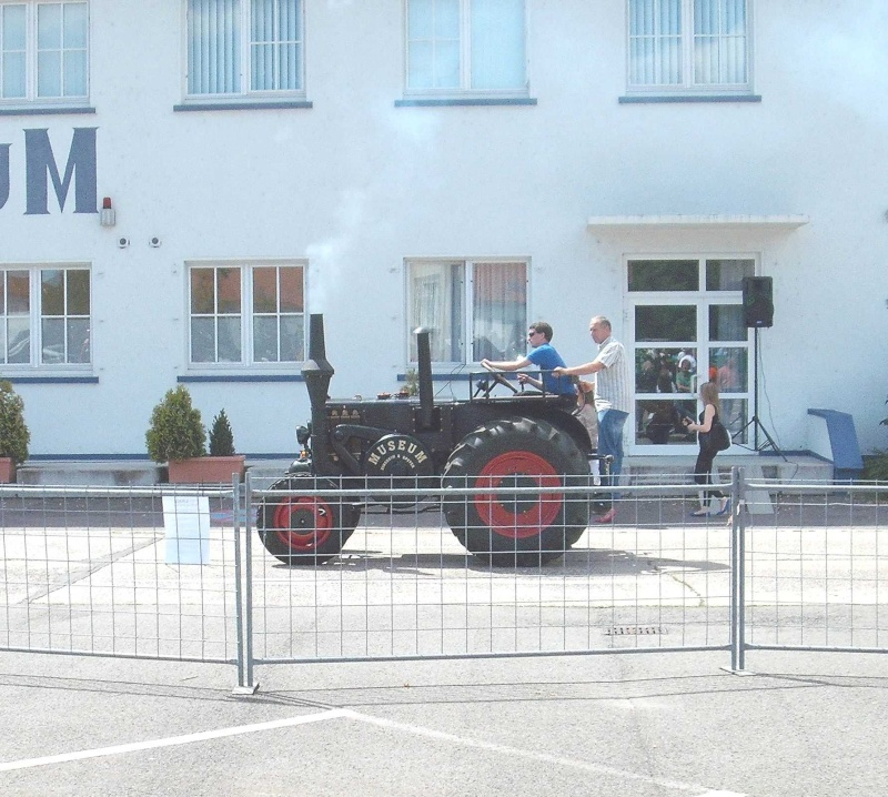 Traktor und Unimogtreffen am 28-29.7.2012 im Technikmuseum Speyer. Dscf5362