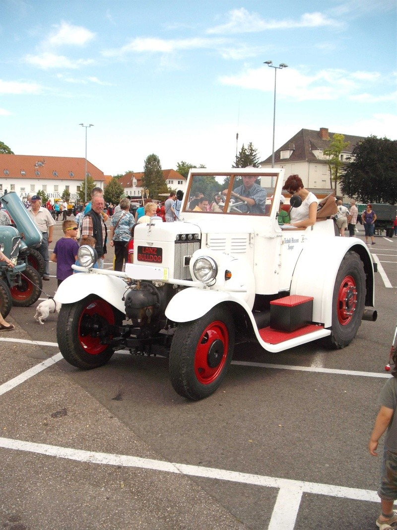Traktor und Unimogtreffen am 28-29.7.2012 im Technikmuseum Speyer. Dscf5363