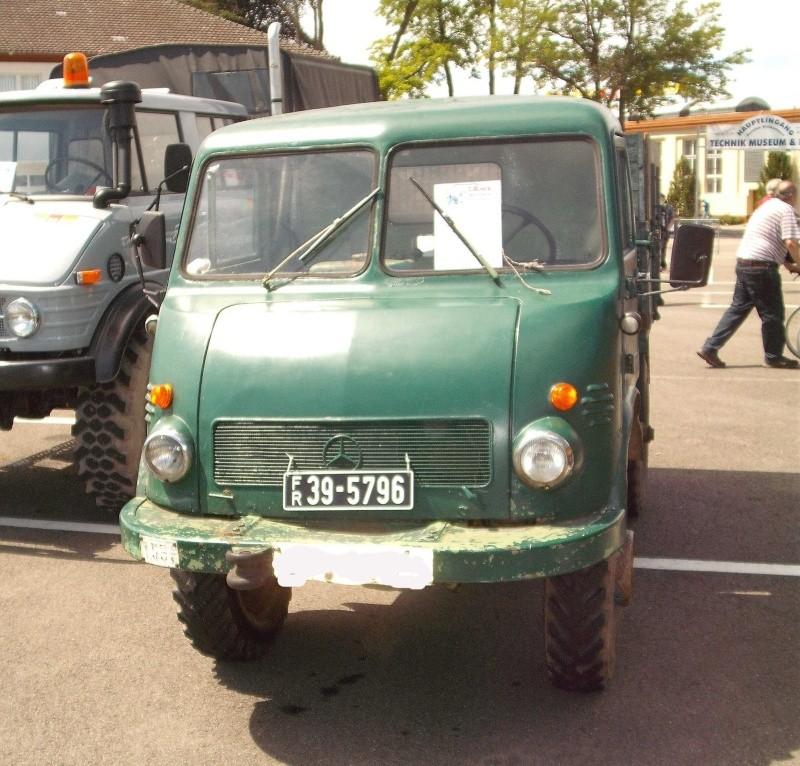 Traktor und Unimogtreffen am 28-29.7.2012 im Technikmuseum Speyer. Dscf5365