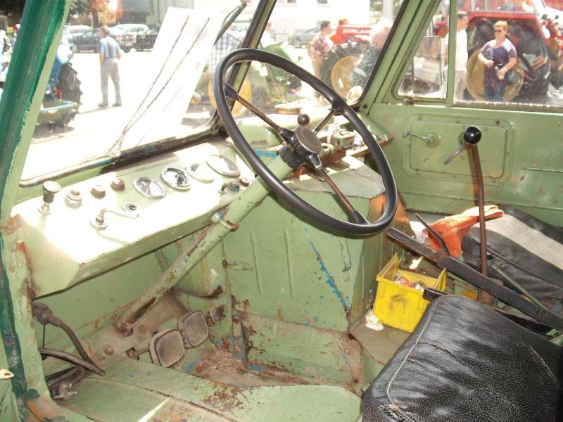 Traktor und Unimogtreffen am 28-29.7.2012 im Technikmuseum Speyer. Dscf5367