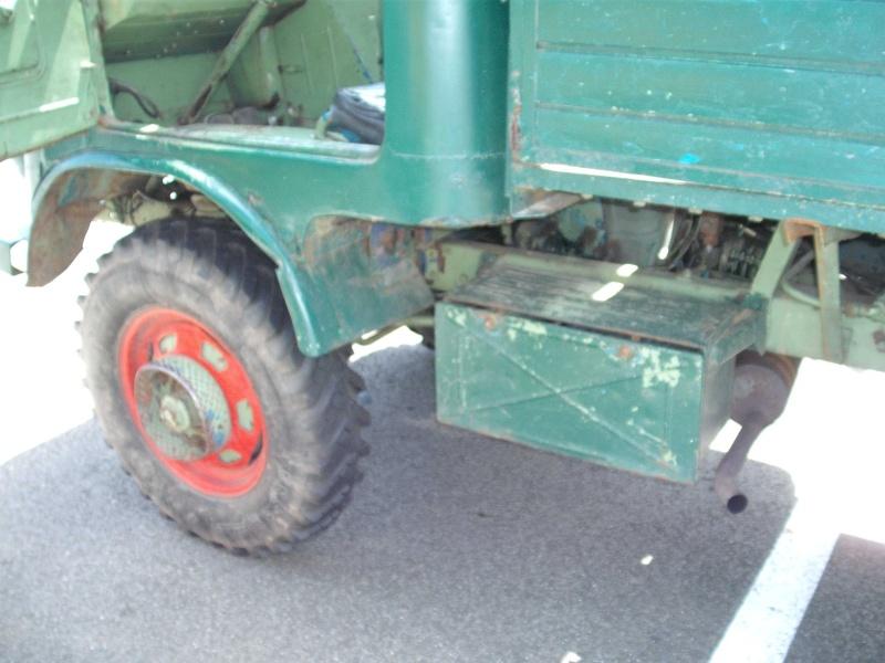 Traktor und Unimogtreffen am 28-29.7.2012 im Technikmuseum Speyer. Dscf5368