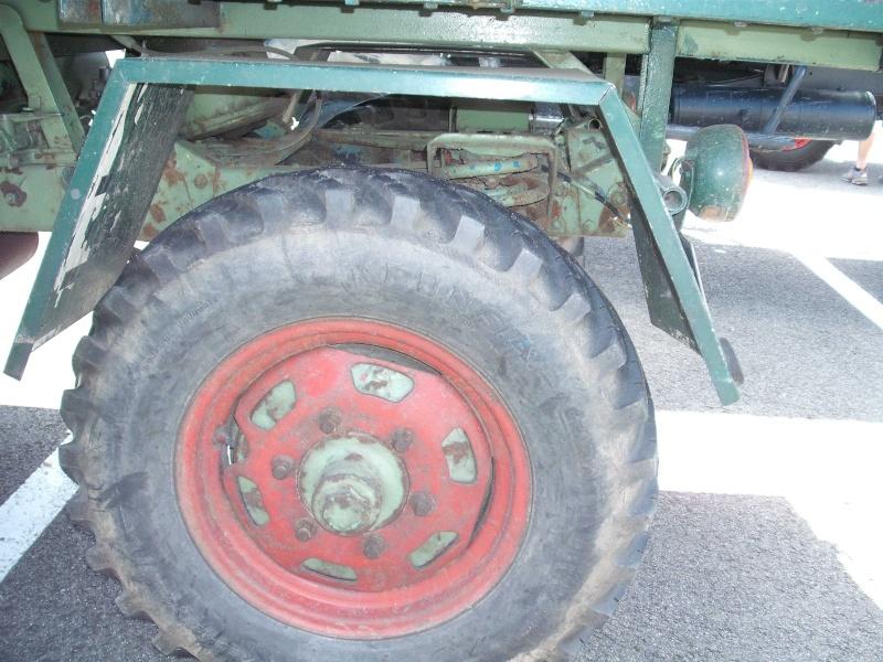 Traktor und Unimogtreffen am 28-29.7.2012 im Technikmuseum Speyer. Dscf5369