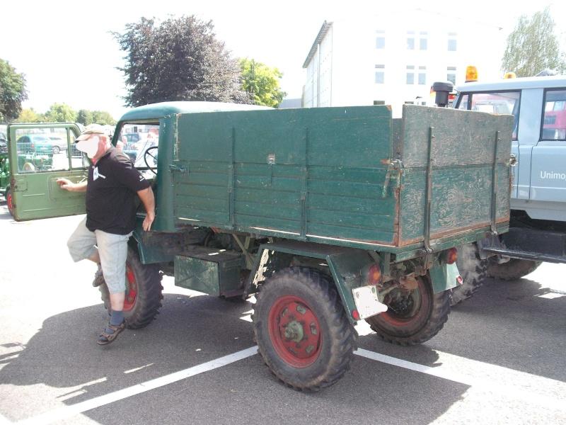 Traktor und Unimogtreffen am 28-29.7.2012 im Technikmuseum Speyer. Dscf5373