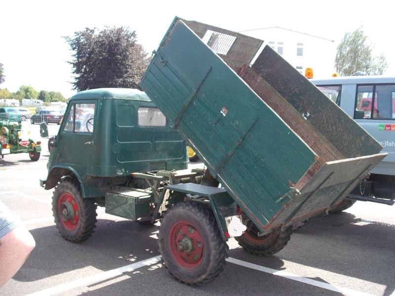 Traktor und Unimogtreffen am 28-29.7.2012 im Technikmuseum Speyer. Dscf5375