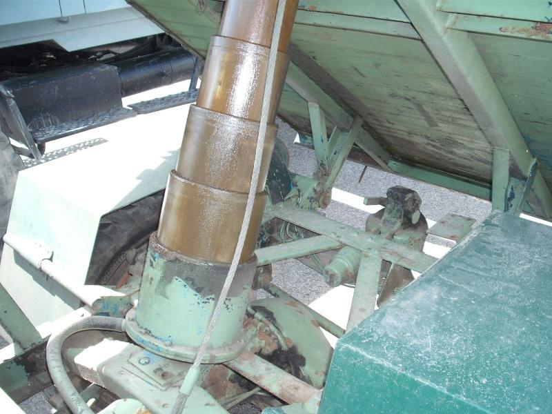 Traktor und Unimogtreffen am 28-29.7.2012 im Technikmuseum Speyer. Dscf5377