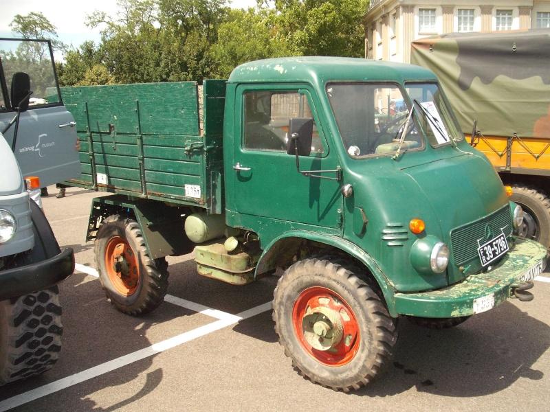 Traktor und Unimogtreffen am 28-29.7.2012 im Technikmuseum Speyer. Dscf5379