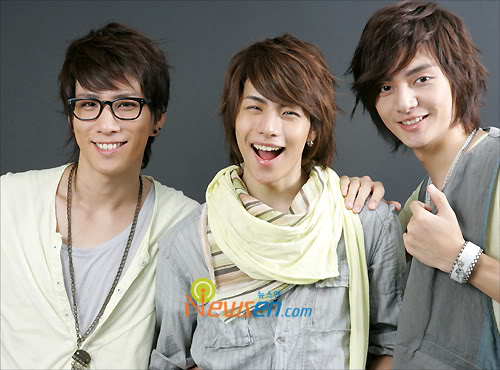 T-MAX (MALE KPOP GROUP) 20070810