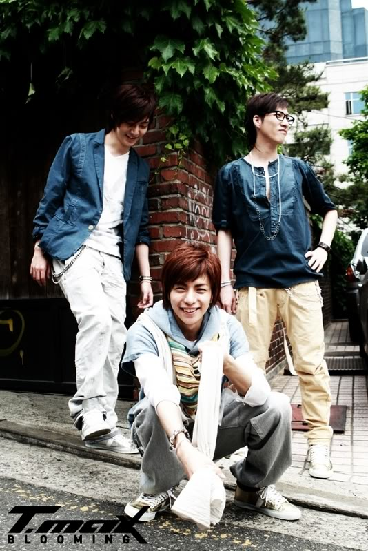 T-MAX (MALE KPOP GROUP) T-max510