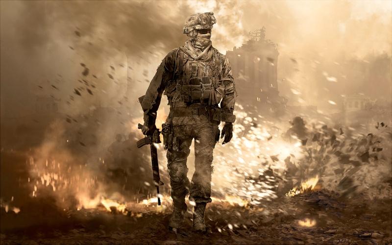 Call of Duty 6: Modern Warfare 2 Wallpa11