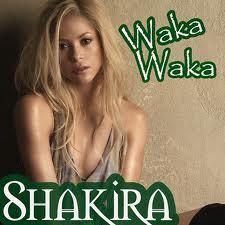 Lirik lagu Shakira Waka Waka 1110