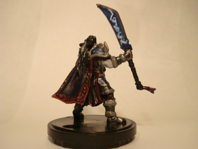 customize minis 1 - death knights approach Dsc01215