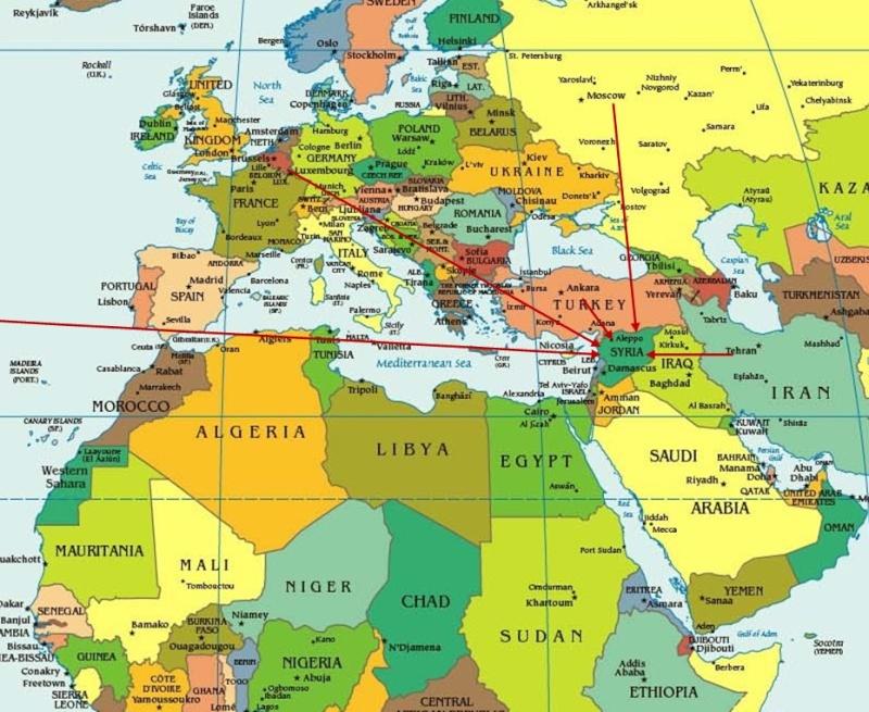 Глобальные проблемы мира на Земле: ЧТО ТВОРИТСЯ В САМОЙ ОПАСНОЙ ТОЧКЕ МИРА? Stop_w10