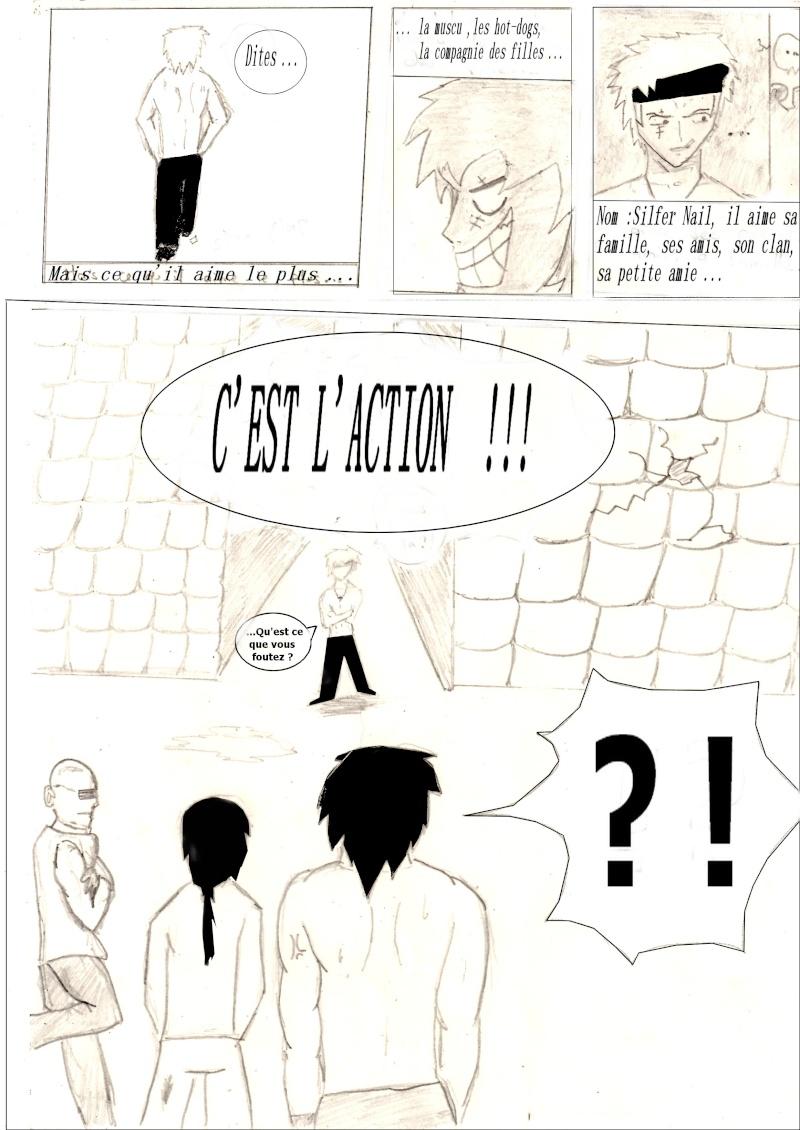 Manga créé by Grey Chapit18