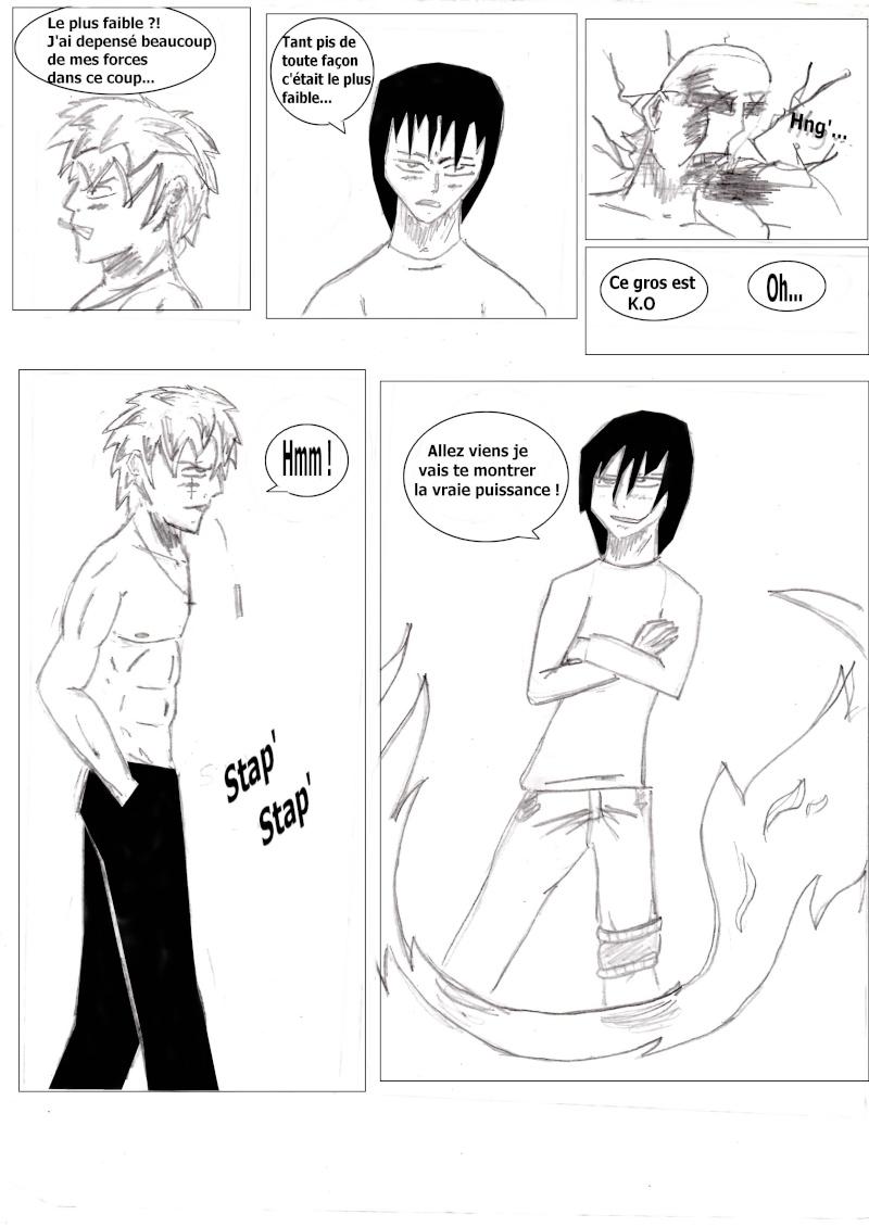 Manga créé by Grey Chapit19