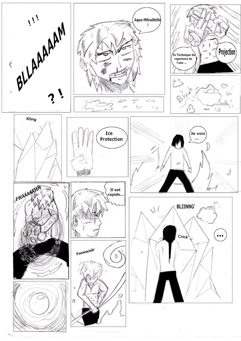 Manga créé by Grey Chapit21