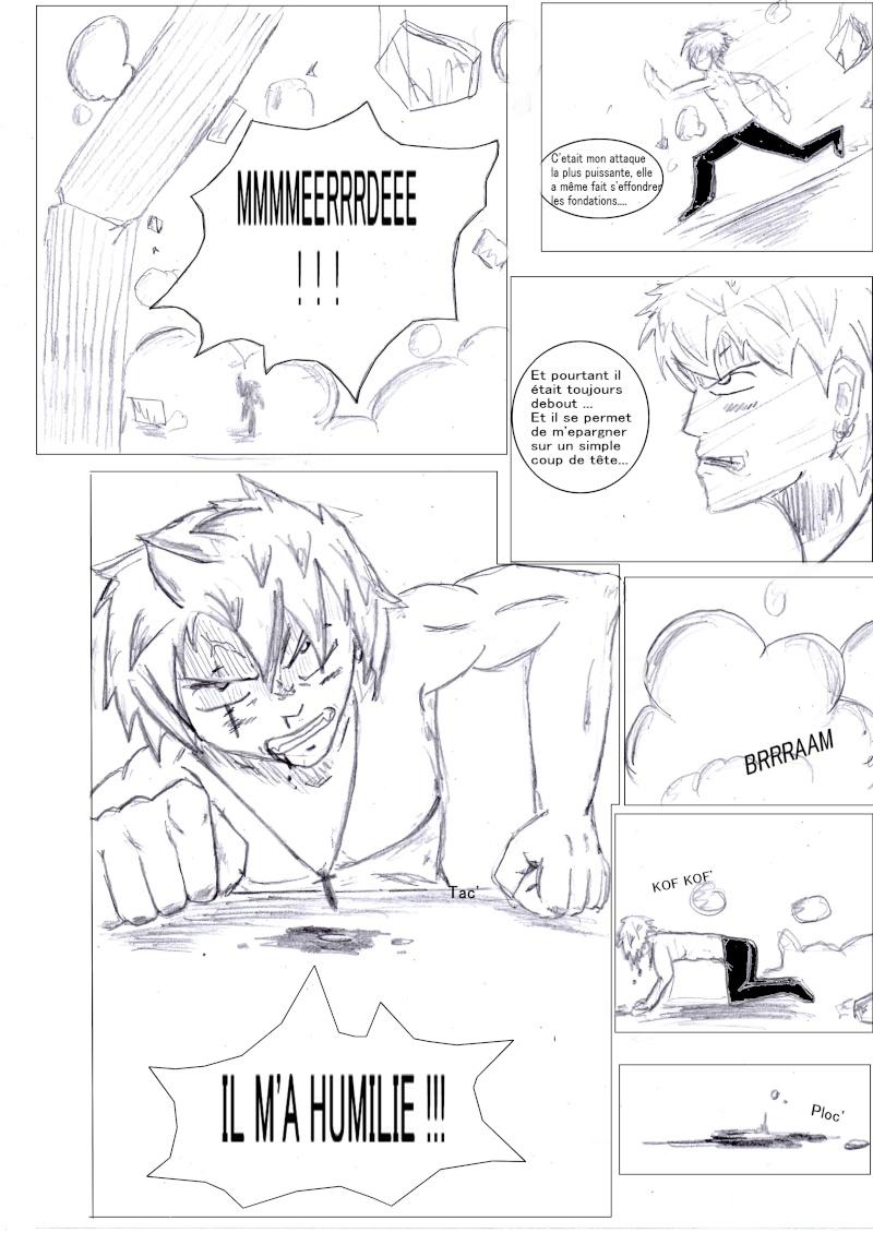Manga créé by Grey Chapit24