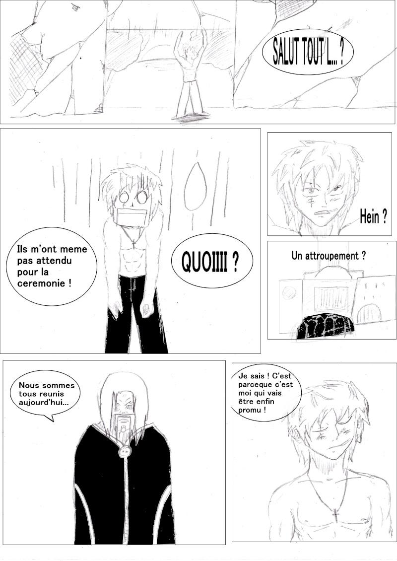 Manga créé by Grey Chapit27