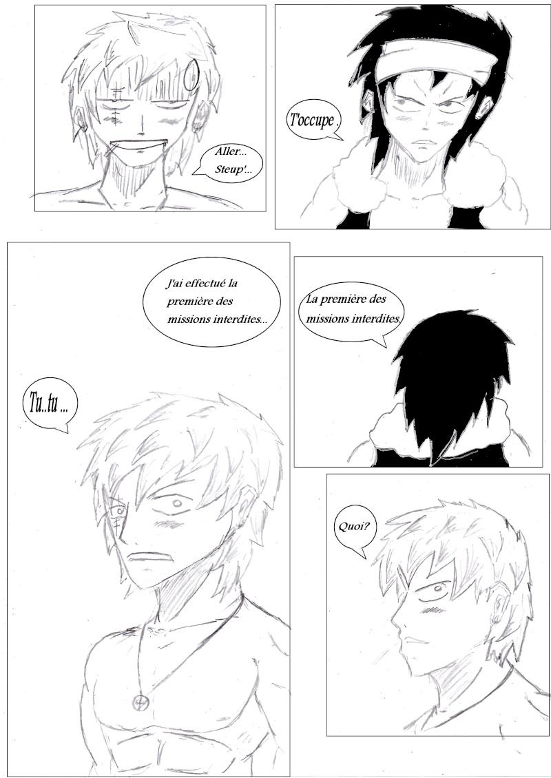 Manga créé by Grey Chapit31