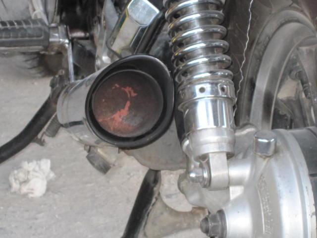 VT500C USA : système de dépollution ? Photo_23
