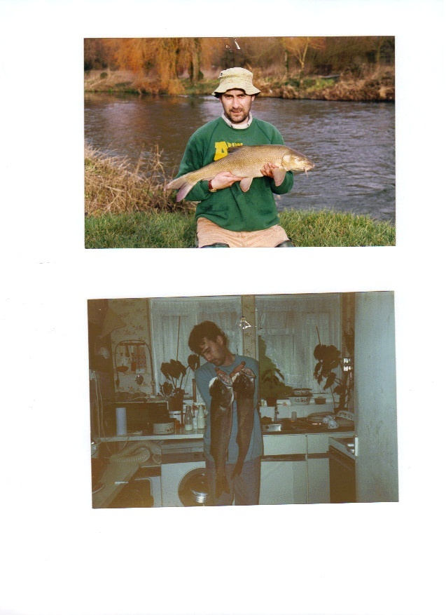 Check these out!!! Colin Court, the golden oldies!!! Fishin10