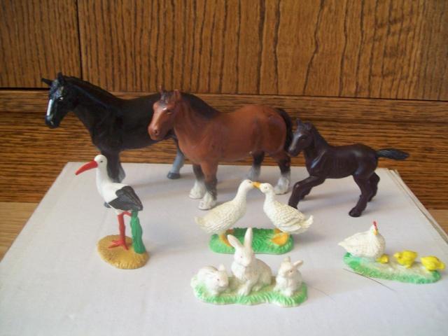 Arrakai's Bullyland figures Bild_127