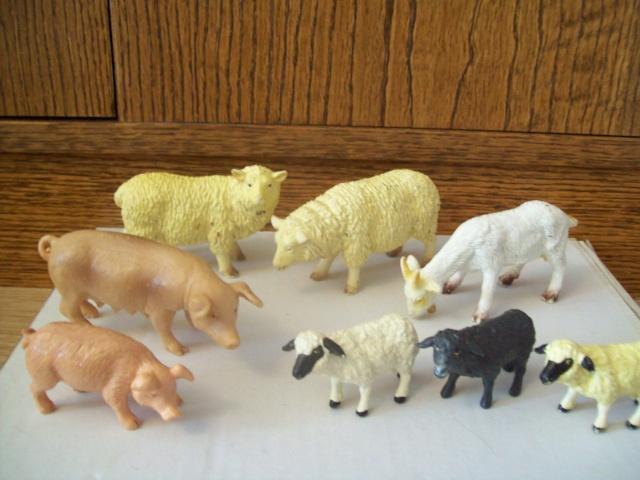 Arrakai's Bullyland figures Bild_128