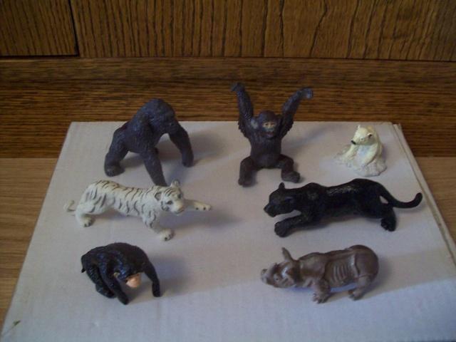 Arrakai's Bullyland figures Bild_133