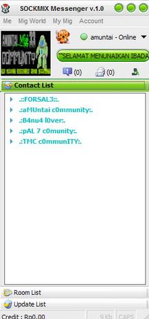 Sockmix_Messenger v 1.0 Frfrg10