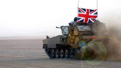 Armée britanique  69612b10