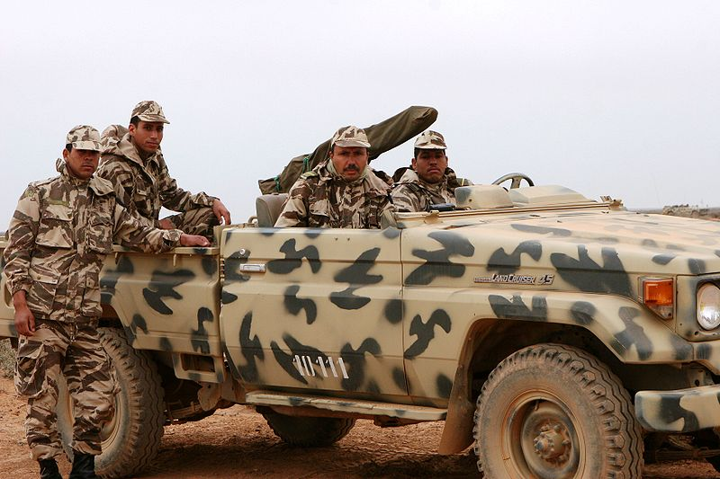 Armées marocaines 800px-11