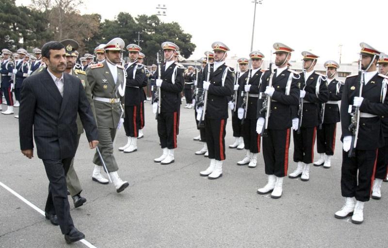 Forces armées iraniennes Ahmadi10