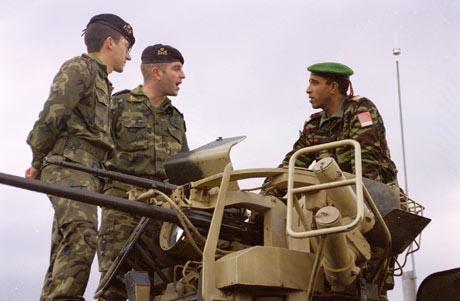 Armées marocaines B0103211
