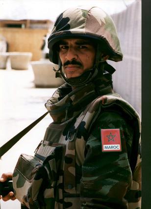 Armées marocaines Dshpr810