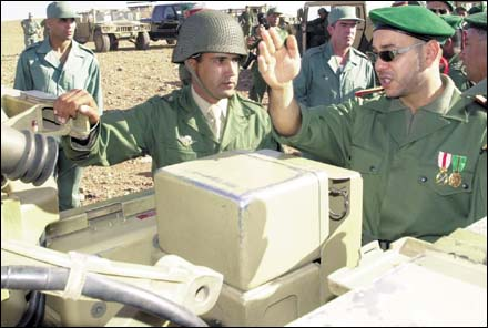 Armées marocaines Iggmn310