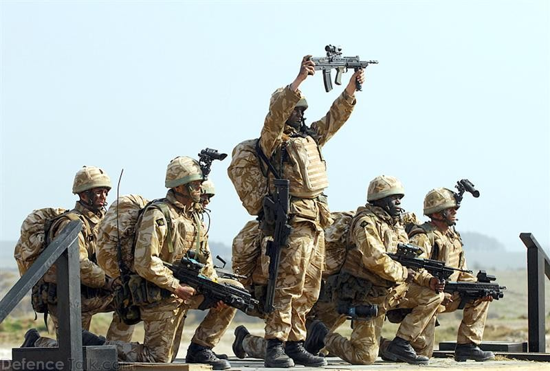 Armée britanique  Infant10
