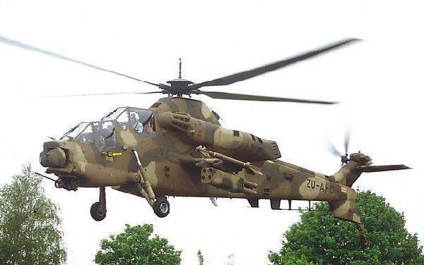 Armée Sud Africaine Intro210